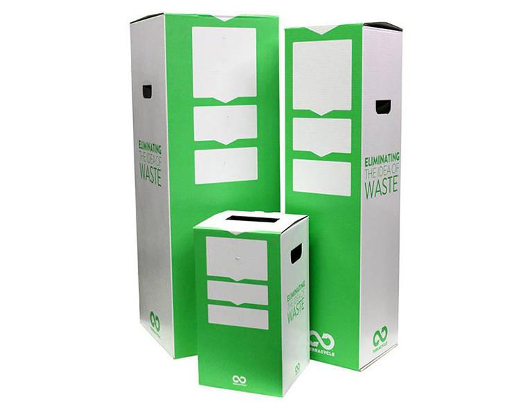 Zero waste boxes